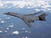 Máy bay ném bom B-1B lần đầu thử tên lửa chống hạm tầm xa