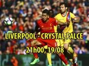 Liverpool - Crystal Palace: Anfield trước  mối nhục  lịch sử