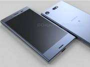 Sony Xperia XZ1 Compact thiết kế vuông vức lộ ảnh