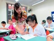 Điểm chuẩn ngành sư phạm thấp phản ánh vị thế của nghề giáo