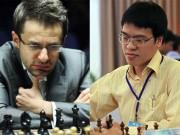 """Thể thao - Cờ vua số 1 hành tinh: Nhà vô địch và nỗi """"ám ảnh"""" Quang Liêm"""