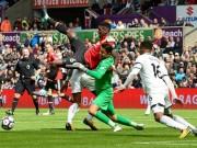 """Chi tiết Swansea - MU:  """" Quỷ đỏ """"  đại phá Liberty (KT)"""