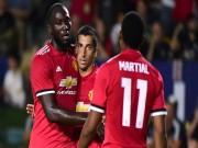 Mkhitaryan tỏa sáng: Mourinho tìm thấy  Sneijder đệ nhị