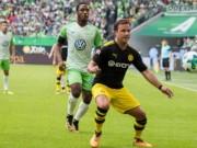 Wolfsburg - Dortmund: Người hùng nước Mỹ