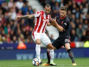 Chi tiết Stoke - Arsenal: Cái kết đầy cay đắng (KT)