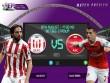 """Stoke City - Arsenal: Thấp thỏm lo  """" công làm, thủ phá """"  (Vòng 2 Ngoại hạng Anh)"""