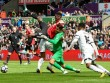 "TRỰC TIẾP Swansea - MU: Tam tấu Lukaku - Pogba - Martial  "" lên đồng """