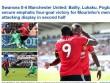 """MU lại thắng hủy diệt, báo thế giới gọi là  """" Bầy quỷ """"  đáng sợ của Mourinho"""