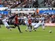 """MU vùi dập Swansea: Martial chính là  """" bom tấn """" , dứt điểm ngọt như Henry"""