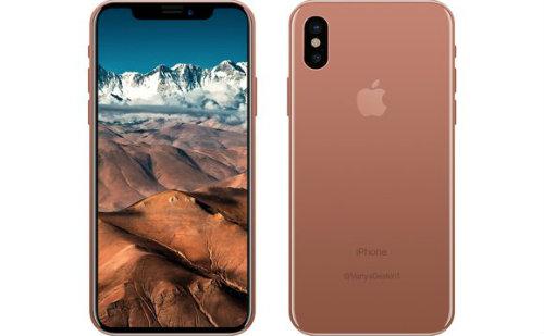 iPhone 8 còn lâu mới có màn hình uốn cong OLED? - 1