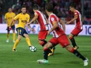 Girona - Aletico Madrid: Thẻ đỏ, cú đúp  & amp; rượt đuổi nghẹt thở