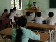 Không chỉ việc làm, giáo viên còn cần được coi trọng
