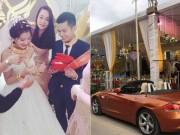 Nghệ An: Cặp đôi được tặng 10 cây vàng, xe hơi, biệt thự tại đám cưới