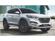 Hyundai Tucson 2.0L CRDi giá từ 825 triệu đồng