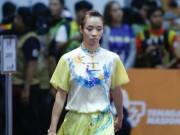 """"""" Nữ hoàng wushu """"  Thúy Vi: HCV SEA Games đầu tiên  & amp; vinh quang chói lọi"""