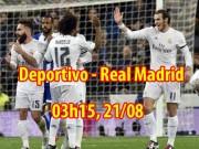 """Deportivo - Real Madrid: Ronaldo  """" ra rìa """" , dàn SAO chờ bùng nổ"""