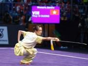 Hot girl Dương Thuý Vi sung sướng thắng VĐV Malaysia lấy HCV SEA Games