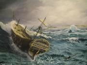 Trục vớt 3 rương kho báu quý giá trong xác tàu đắm ở Anh