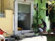 Phát hiện xác chết phân hủy của người đàn ông tại nhà riêng