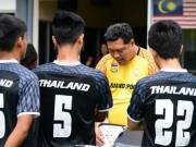 Bóng đá - U22 Thái Lan loạn đả U22 Campuchia, sân cỏ dậy sóng