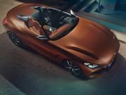 Concept BMW Z4 mui trần thế hệ mới ra mắt