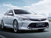 Toyota Camry sắp ra bản mới giá rẻ hơn ở Việt Nam