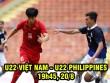 U22 Việt Nam - U22 Philippines: Công Phượng thở nhẹ lần cuối (SEA Games)