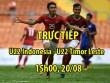 TRỰC TIẾP U22 Indonesia - U22 Timor Leste: Indonesia đánh tràn