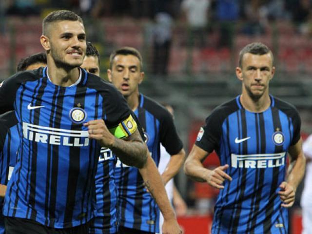 "Inter Milan - SPAL: Song tấu ""sát thủ"" Icardi - Perisic 2"