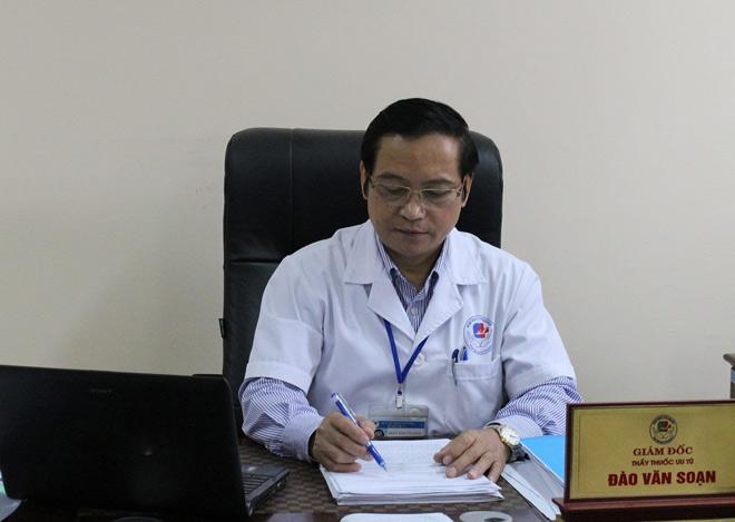 Giám đốc Bệnh viện C Thái Nguyên tử vong trong phòng làm việc
