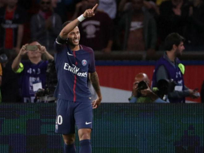 Neymar 222 triệu euro chao đảo Ligue 1: PSG được luôn cúp vô địch