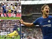 Góc chiến thuật Tottenham - Chelsea: Mũi dao bất ngờ của Conte