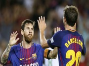 Góc chiến thuật Barca - Betis:  Quỷ ám  Messi  &   Neymar đệ nhị