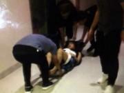 Tin mới vụ kẹt thang máy ở HN khiến một phụ nữ bị gãy xương đùi