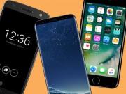 Top smartphone bán chạy nhất toàn cầu quý 2/2017