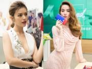 Hồ Ngọc Hà và dàn The Face 2017 khoe dáng  đẹp chuẩn từng centimet