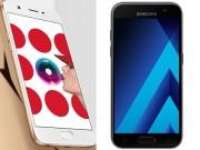 Top smartphone tính năng nổi bật, giá rẻ