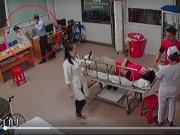 """Chủ tịch phường trần tình về clip  """" bác sĩ cấp cứu 115 bị đánh """" ?"""