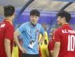"""U22 Việt Nam: Công Phượng  """" nở hoa """" , Xuân Trường  """" tẩy thẻ """"  tươi hết cỡ"""