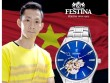 Thương hiệu Festina đồng hành cùng Tiến Minh tham dự SEA Games 29