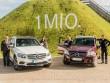 Mercedes GLC đã xuất xưởng được 1 triệu xe