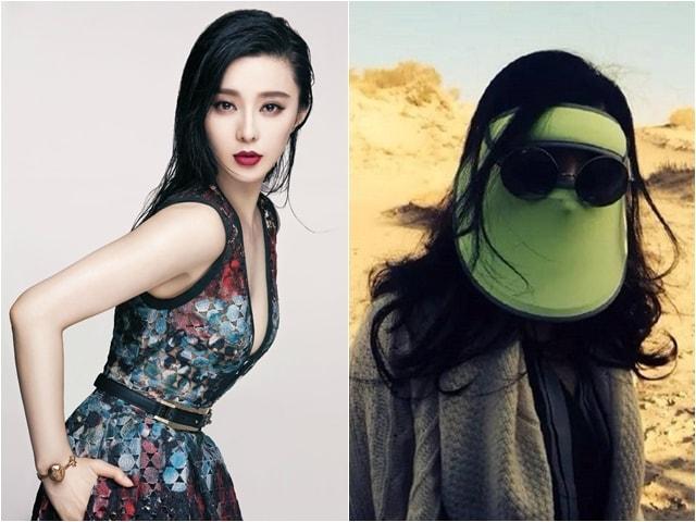"""""""Ninja Việt Nam"""" cũng thua Phạm Băng Băng khoản chống nắng"""