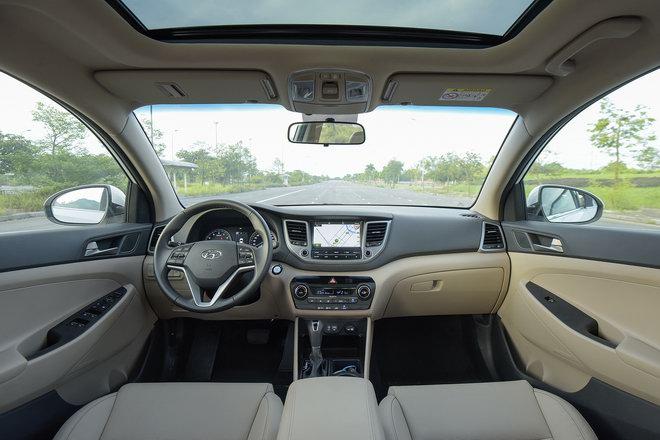 Hyundai Tucson 2017 giá từ 815 triệu đồng tại Việt Nam - 3