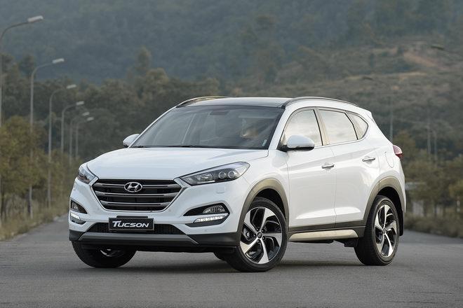 Hyundai Tucson 2017 giá từ 815 triệu đồng tại Việt Nam - 4