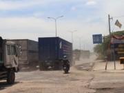 Nát bét tuyến đường tránh Biên Hòa