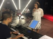 Các danh ca hàng đầu Vbiz nỗ lực tập luyện cho đêm nhạc Tình yêu Hà Nội phố