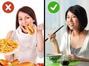 Sức khỏe đời sống - 10 thói quen cực tốt cho sức khỏe người phương Tây nên học châu Á
