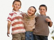 """5 bước giúp cha mẹ  """" cầm cương """"  nhóc tỳ nghịch ngợm, không nghe lời"""