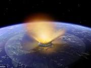 Điều khủng khiếp của vụ đâm thiên thạch khiến khủng long tuyệt diệt
