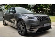Range Rover Velar có giá tham khảo 4,1 tỷ đồng